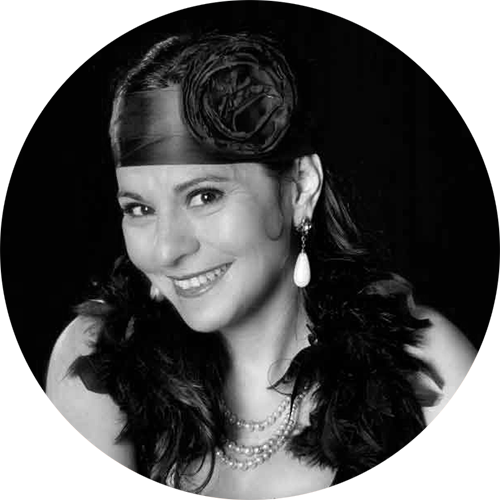 Führungstango-Trainerin Fabiana Jarma